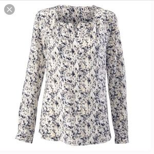 CAbi shattered blouse style number 3094